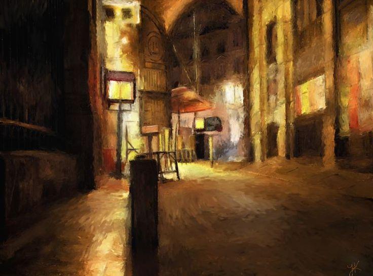 Some street somewhere..