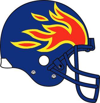 Birmingham Fire helmet