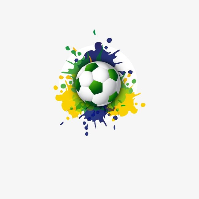 Brazil Soccer Logo Soccer Clipart Logo Clipart Movement Png And