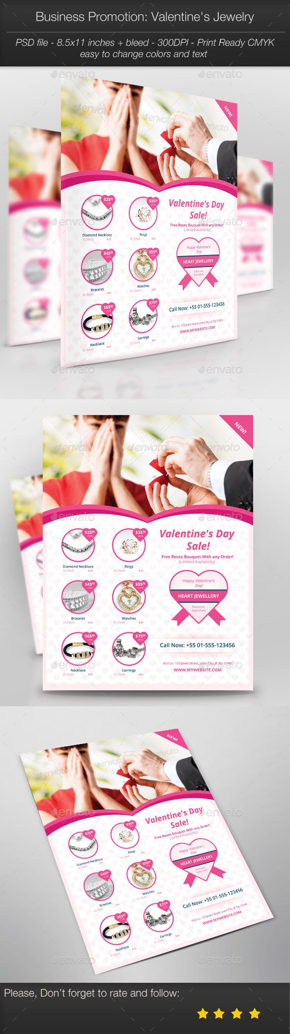Best Wedding Flyer Template Images On   Flyer
