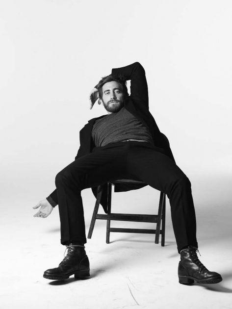 Jake Gyllenhaal By Nino Munoz