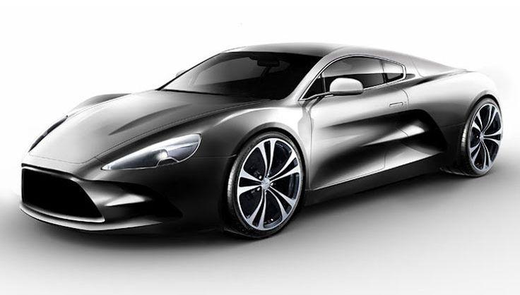 Mid-Engine Aston Martin Bulldog GT: Astonmartin, Martin Bulldogs, Gt Concept, Bulldogs Gt, Future Cars, Concept Cars, Hbh Bulldogs, Dreams Cars, Aston Martin