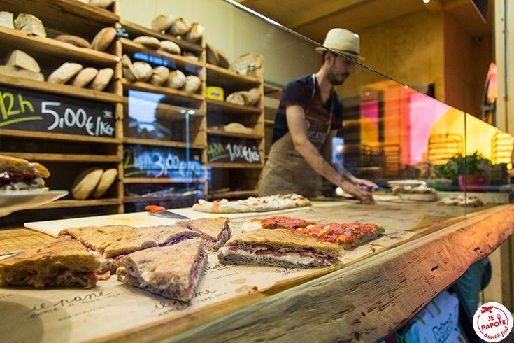 Vous séjournez à Milan ? Découvrez mes bonnes adresses pour bien manger à Milan : pizzas, panzerotti, crèmes glacées, tout y passe !