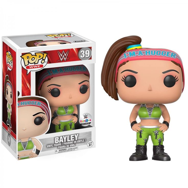 In stock and ready to rock! Get it while its hot! http://www.collekt.co.uk/products/wwe-bayley-39?utm_campaign=social_autopilot&utm_source=pin&utm_medium=pin #Funko #funkopop #Funkouk
