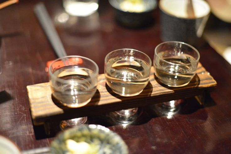 zenkichi restaurant, sake