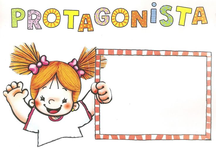 En un rincón de mi aula de Infantil: Protagonista de la semana