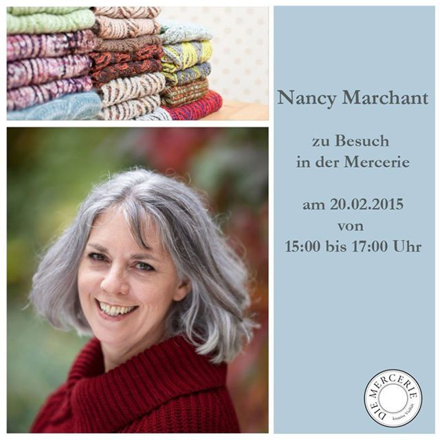 Knitting Nancy Spotlight : Best images about knitting nancy marchant on pinterest