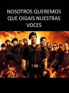 Los Mercenarios 2 VOS. Artículo en Canal Osera sobre la versión original en las cadenas de televisión