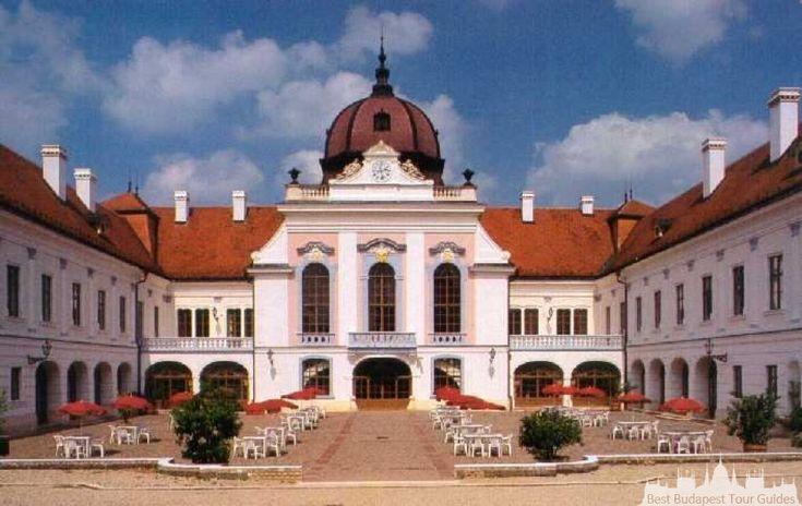 Royal Palace in Gödöllő