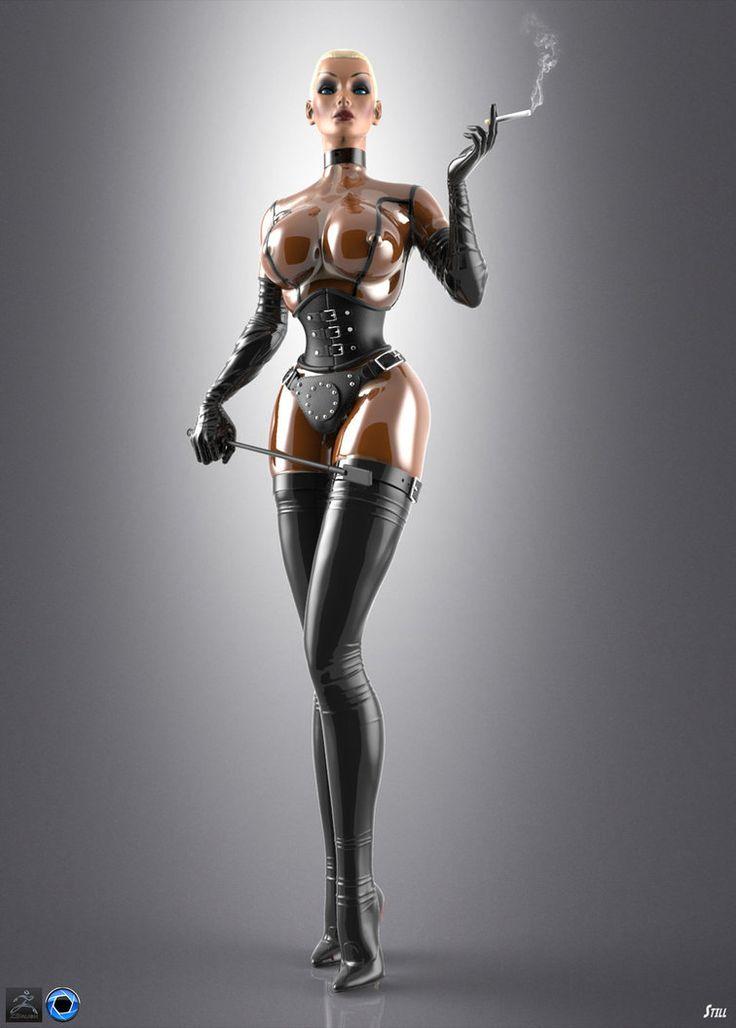 Natalia (Boots Latex) by stillheels.deviantart.com on @DeviantArt