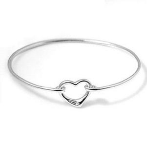 Tiffany  Co Outlet Elsa Peretti Open Heart Bangle