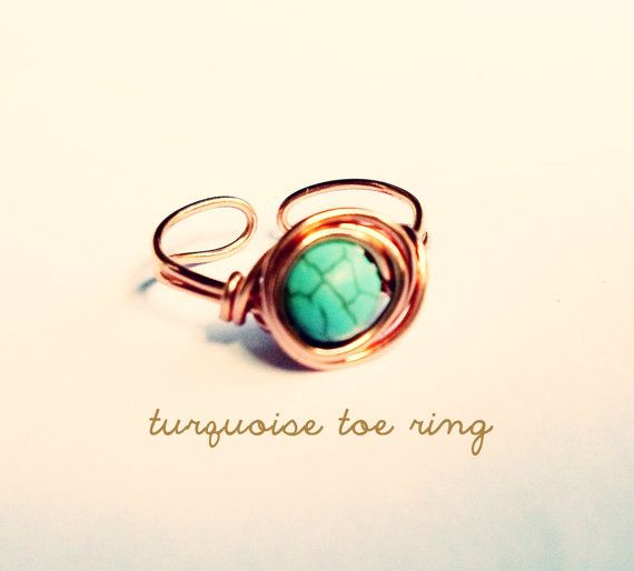 TOE Ring. give me.