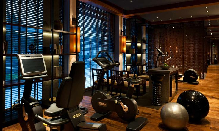 360° Virtual Tour   The Health Club   Luxury Gyms   The Chedi Muscat   Luxury Hotels Oman   Panoramic Tour