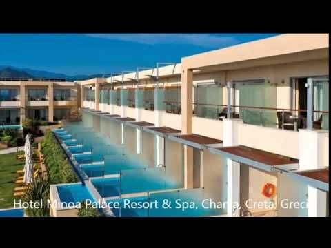 Hotel Minoa Palace Resort & Spa, Statiunea Chania, Insula Creta, Grecia