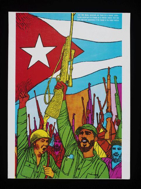 1959+1969+D%c3%a9cimo+Aniversario+del+Triunfo+de+la+Rebeli%c3%b3n+Cubana+(1959+1969+Tenth+Anniversary+of+the+Triumph+of+the+Cuban+Rebellion)%2c+Ren%c3%a9+Mederos%2c+1969