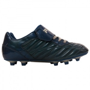 SALE - Fila Serpente CX Soccer Cleats Mens Blue Synthetic - Was $60.00 - SAVE $35.00. BUY Now - ONLY $24.99