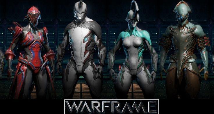 Incarnez un ninja de l'espace dans Warframe !