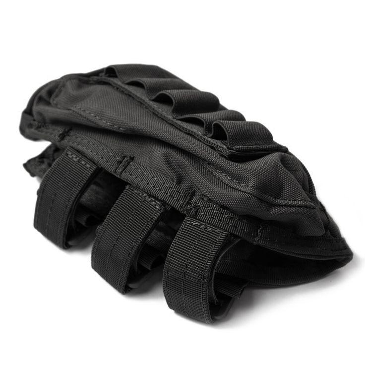 Schafttasche für Gewehre nicht nur für Softair schwarz