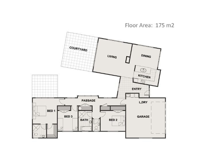 New home builders in taupo and tauranga new zealand award for Floor plans for entertaining