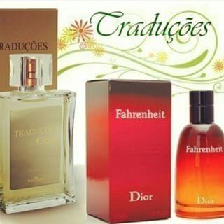 HINODE - PERFUMES TRADUÇÕES GOLD: Traduções Gold 45 Tipo Aromático Foug - Fahrenheit...