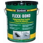 4.75 Gal. Flexx-Bond Rubberized Roof Coating and MB Adhesive (18-Pallet)