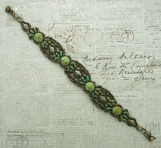 Birthday Bracelet #2 - Laurel