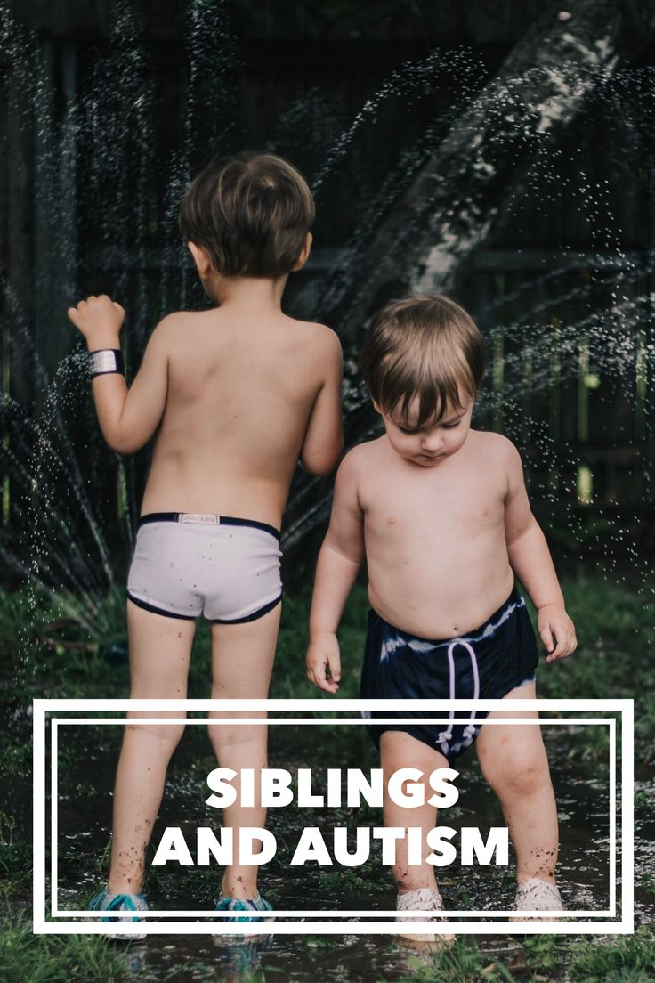 Happy International Siblings Day. What is it like growing up with a big brother with non-verbal autism? #brothers #siblings #autism #autismawareness #asd