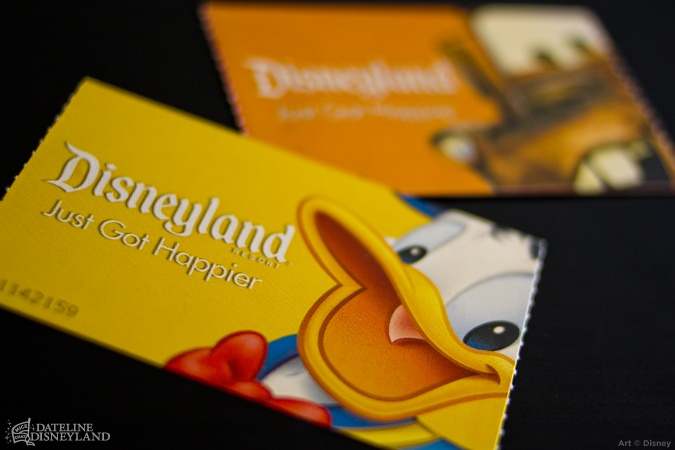 Disneyland ticket and Annual Passport prices have gone up!  Is a day at Disneyland worth $92?  Full price list and information in today's Dateline Disneyland.