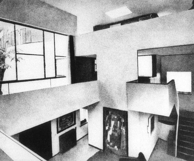 1000 images about le corbusier on pinterest cgi chandigarh and villas - Villa la roche corbusier ...