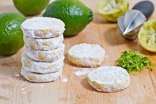 lime meltaways YUMMY! Meltaway Wwwclosetcook, Limes Cookies, Meltaway ...