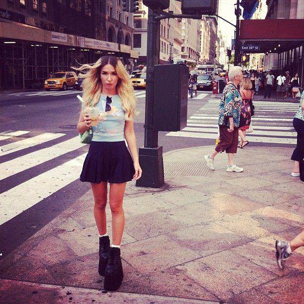 Rebecca Scheja #buffalo_shoes