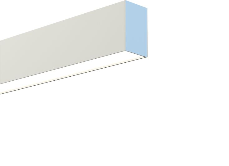 Location: Interior Light source: Linear LED light engine Control gear: Integral Dimensions: 49W x 75H