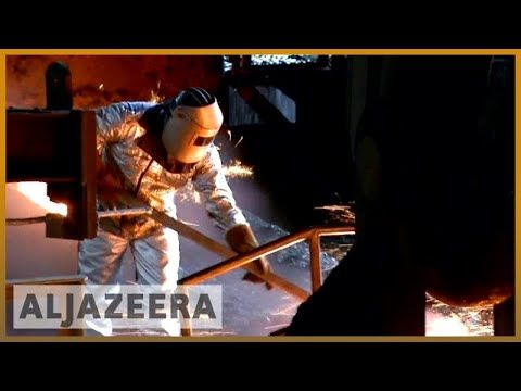 Al Jazeera English ?? Canada seeks exemption from Trump's steel tariffs | Al Jazeera English