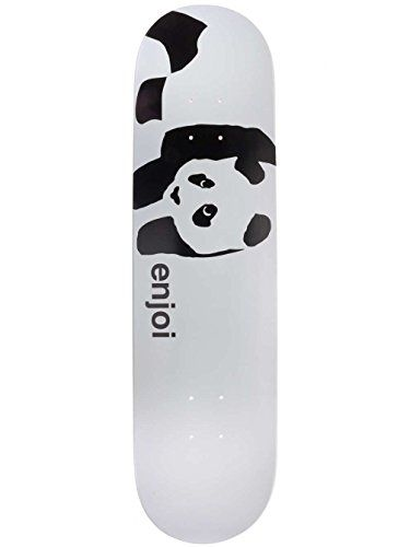 Enjoi Skateboard Deck Enjoi Whitey Panda Wide 8.0`` Deck No description (Barcode EAN = 1111110022727). http://www.comparestoreprices.co.uk/december-2016-6/enjoi-skateboard-deck-enjoi-whitey-panda-wide-8-0-deck.asp