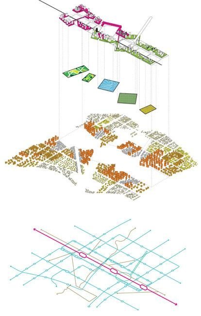 Urban Design Character Analysis : Best images about oma diagrams on pinterest
