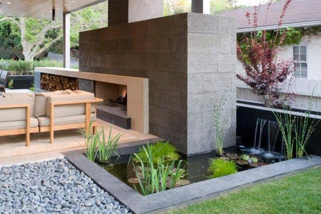 18 ιδέες για συντριβάνια και λιμνούλες στον κήπο!