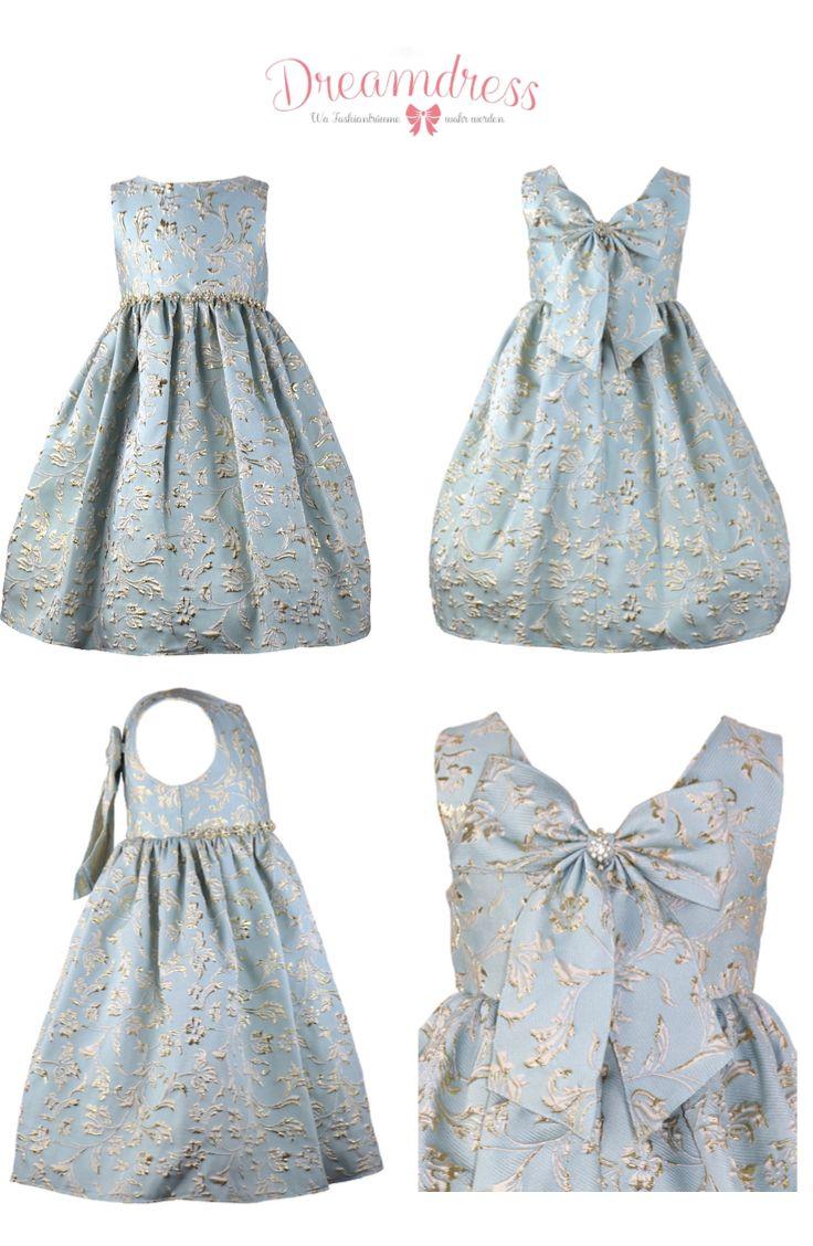 Traumkleid gefunden bei Dreamdress.at! #princess, #mädchen, #princessCoutureDress, #mädchenkleid, #Blumenmädchen, #Flowergirl, #festtagskleid, #limitedEditionDress, #babykleid