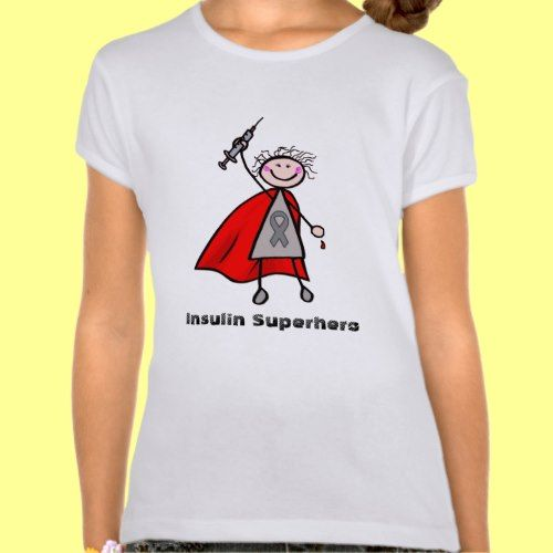 New Design Alert: Insulin Superhero! - Available at www.TheGiftMD.com