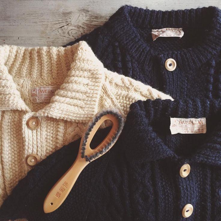 有名スタイリストも愛用している洗濯塾の毛玉取りブラシ。 冬に酷使したお気に入りのニットたちを綺麗にしてから衣替えしませんか?