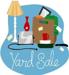 Yardsaling 101. Tips, tricks, what not to do, and how to successfully find amazing things!