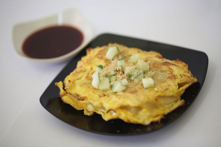 lenggang palembang, salah satu makanan khas Palembang, Indonesia