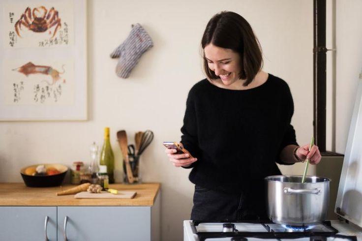 Habt ihr schon die passende Koch-App für euch gefunden?