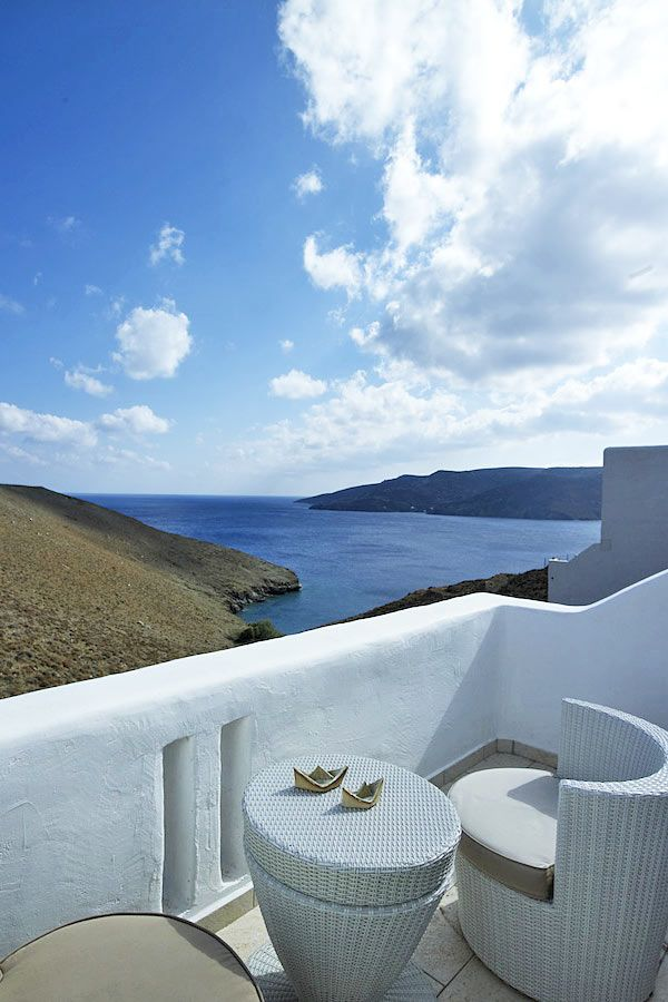 Pylaia Hotel, Astypalaia, Dodecanese Islands, Greece. @iescape i-escape.com