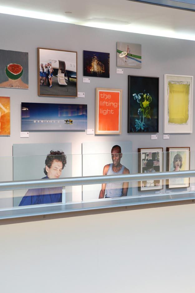 Impressie We Like Art @ de Bijenkorf Amsterdam