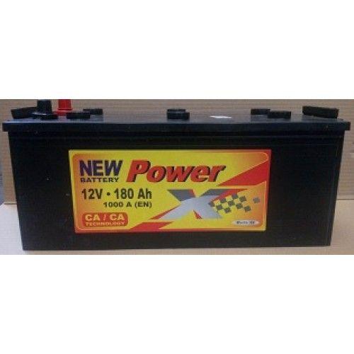 PowerX 12V/180 Ah