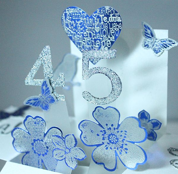 45 Wedding Anniversary Gift Ideas: 38 Best Ideas For Our 45th Images On Pinterest