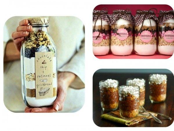 Postres en tarros   Desserts in a jar