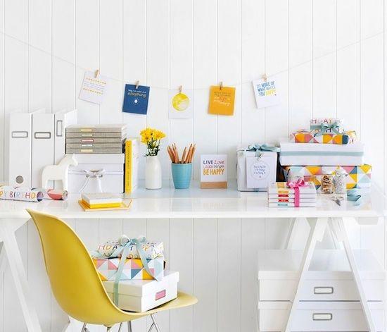 Kikki K stationery &  happiness_workshop / armoire pegs & casserole blog