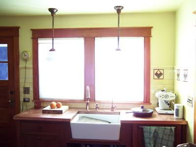 Kitchen Sink Not Under Window