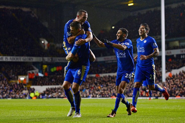 @Leicester Foxes strike late to sink Spurs. An entertaining encounter at White Hart Lane was settled by Robert Huth's header, as Claudio Ranieri's side upset the odds yet again to move level on points with Arsenal #9ine